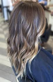 partial red highlights on dark brown hair best 25 partial balayage ideas on pinterest balayage hair