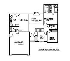 simple 3 bedroom house plans simple rambler house plans with three bedrooms small split