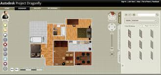 autodesk dragonfly free online home design software