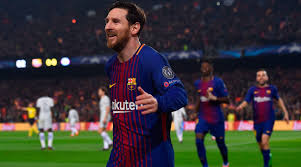 Lionel Messi Leg Barcelona Vs Chelsea Lionel Messi Breaks Personal Record With Early