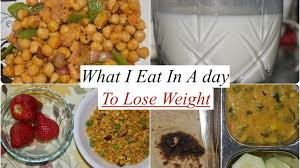 what i eat in a day to lose weight indian diet meal plan ideas