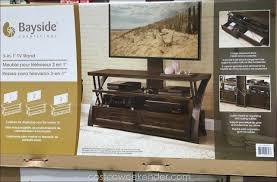 Console Table For Living Room by Living Room Tv Console Table Costco Dark Wood Media Console 55
