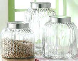 clear kitchen canisters clear glass kitchen canisters with pewter lids kitchen