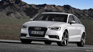 white audi sedan 2015 audi a3 sedan glacier white front hd wallpaper 19