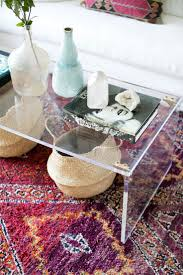 Living Room Coffee Tables by 25 Best Acrylic Coffee Tables Ideas On Pinterest Acrylic