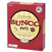 bunco party bunco party in box directions