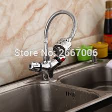 mixing valve for hand sink free shipping flexible 360 degree faucet pull down thermostatic