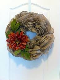 burlap wreaths for sale burlap wreath with orange peonies fall by hopesheartgifts on etsy