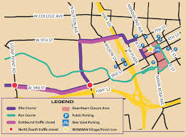 Map Of Downtown Las Vegas by Ironman 70 3 Road Closures In Santa Rosa Sonoma County The