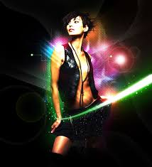Photoshop Light Effects Use Lighting Effects To Make A Beautiful Artwork In Photoshop Cs5