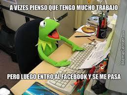 Memes Rana Rene - rana rene procrastinador by xaviered meme center