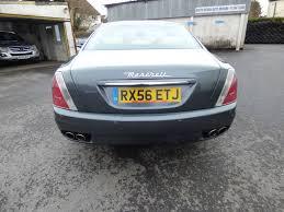 Maserati Quattroporte Saloon V8 Sport Gt 4d Auto For Sale Parkers