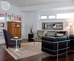 Small Space Interior Urban Living Style At Home - Urban living room design