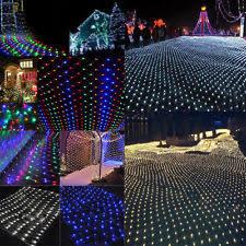 Outdoor Net Lights Led Net Lights Ebay