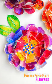 Paper Craft Designs For Kids - 100 paper plate crafts for kids tgif this grandma is fun