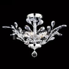 Moder Chandelier James Moder 40104s22 Regalia Crystal Silver Ceiling Light Jam