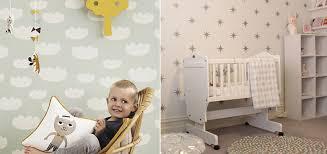 tapisserie chambre d enfant papier peint pour chambre fille maison design bahbe com