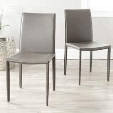 Dining Chairs Grey Grey Kitchen Dining Room Chairs For Less Overstock
