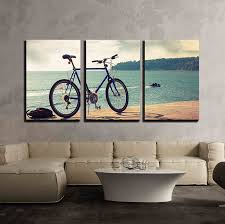 Bicycle Home Decor by Wall26 Com Art Prints Framed Art Canvas Prints Greeting
