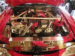 custom 1994 mustang 1994 ford mustang cobra custom pace car convertible 81609