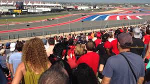 Circuit Of The Americas Map by Good Usgp General Admission Viewing Locations Youtube