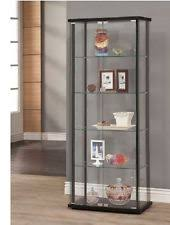 Corner Display Cabinet With Storage Corner Display Cabinet Ebay