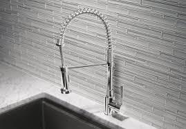 semi professional kitchen faucet blanco 441754 1 5 gpm meridian semi professional kitchen fau