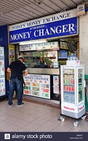 changer and foreign currency exchange bureau in singapore