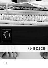 bosch avantixx 7 wvd24460gb manual
