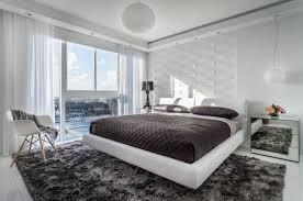chambre parentale design bel appartement de vacances au design intérieur moderne chambres