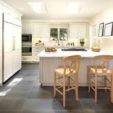 Tile Floor Kitchen by 93 Best Gray Floors Images On Pinterest Kitchen Kitchen Ideas