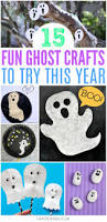 15 fun ghost crafts for kids to try this year crafts on sea