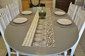 Sweetie Pie Style Dining Table Before  After How To Refinish A - Refinish dining room table