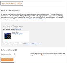 cara membuat blog yang gratis cara membuat blog gratis di blogspot blogger muhammad iqbal faresi