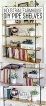 Pipe Shelves Kitchen by Orc 3 Industrial Farmhouse Pipe Shelves Industrial Farmhouse