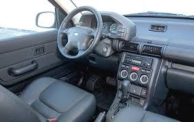 1995 land rover defender interior 2003 land rover freelander information and photos zombiedrive