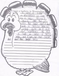 Story About Thanksgiving Thanksgiving Story For Kids Coloring Page