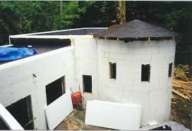 Insulated Concrete Forms Home Plans by Round Icf Walls By Quad Lock Round Houses Pinterest