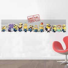 Wall Art Design Ideas Minion Fcute Wall Art Borders Popular