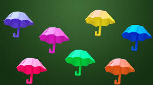 How To Make Paper Umbrellas - how to make an origami umbrella diy origami paper umbrella