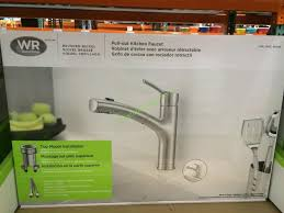 costco kitchen faucet water ridge style kitchen faucet costcochaser