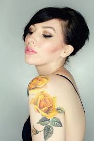 best 25 yellow tattoo ideas on pinterest black sleeve tattoo