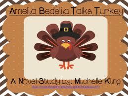 amelia bedelia talks turkey reading response activities tpt