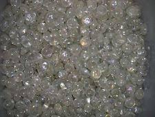 Clear Vase Gems Glass Pebbles Ebay