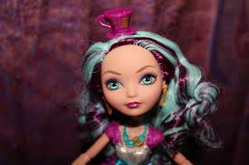 planet of the dolls doll a day 334 ever after high madeline hatter