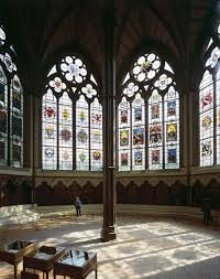 the conspiracy of westminster abbey stained glass attitudes