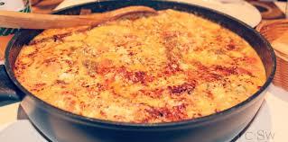 cuisine turque menemen oeufs brouillés à la turque recette sur cuisine actuelle