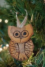 diy project glitter owl ornament popular pins