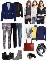 casual fall one capsule many casual wear for fall ylf