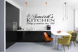 Kitchen Wall Decorating Ideas Dining Room Decals Madison Patio Furniture Plastic White Chairs Ikea